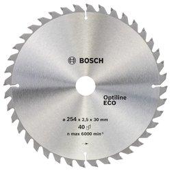 Пильный диск по дереву Bosch Optiline ECO 2608641795