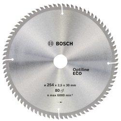 Пильный диск по дереву Bosch Optiline ECO 2608641796