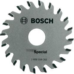 Пильный диск по дереву Bosch Special 2609256C83
