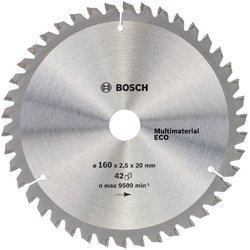 Универсальный пильный диск Bosch Multimaterial Eco 2608641800
