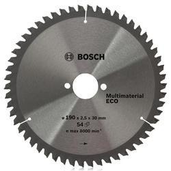 Универсальный пильный диск Bosch Multimaterial Eco 2608641802