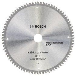 Универсальный пильный диск Bosch Multimaterial Eco 2608641806