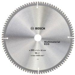 Универсальный пильный диск Bosch Multimaterial Eco 2608641809