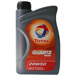 TOTAL Quartz 5000 20W50 1 л