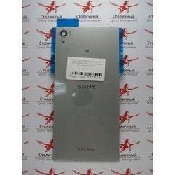 Задняя крышка для Sony Xperia Z5 Premium Dual E6883 (lcd1 97959) (хром)