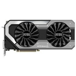 Palit GeForce GTX 1070 1506Mhz PCI-E 3.0 8192Mb 8000Mhz 256 bit DVI HDMI HDCP JetStream RTL