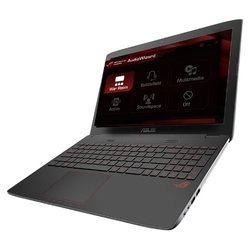 "asus rog gl752vw (intel core i7 6700hq 2600 mhz/17.3""/1920x1080/24.0gb/2256gb hdd+ssd/dvd-rw/nvidia geforce gtx 960m/wi-fi/bluetooth/win 10 home)"