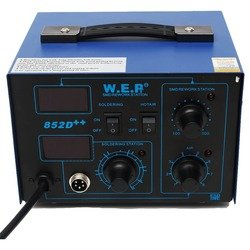 Станция паяльная W.E.P 852D++ (М0949054)