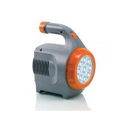 Портативный источник питания с фонарем Berkut SP-4L (оранжевый)