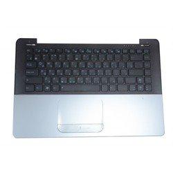 Клавиатура для ноутбука Asus U20A, U20FT, U24E, UL20FT, UX30, UX30K, UX30KU, UX30S (KB-042R) (черный)