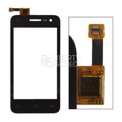 Тачскрин для Samsung Alcatel Pop S3 OT5050X (LP 0L-00003065) (черный)