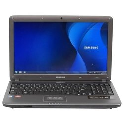 "samsung r525 (phenom ii n870 2300 mhz/15.6""/1366x768/3072mb/320gb/dvd-rw/wi-fi/bluetooth/win 7 hb)"