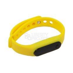 Часы наручные цифровые (LP 0L-00028230) (желтые)