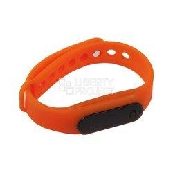 Часы наручные цифровые (LP 0L-00028233) (оранжевые)