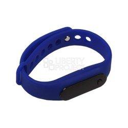 Часы наручные цифровые (LP 0L-00028231) (синие)