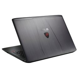 "asus rog gl552vx (intel core i7 6700hq 2600 mhz/15.6""/1920x1080/8.0gb/1128gb hdd+ssd/dvd-rw/nvidia geforce gtx 950m/wi-fi/bluetooth/dos)"
