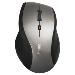 trust sura wireless mouse black-grey