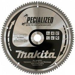 Пильный диск по алюминию Makita B-29343