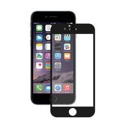 Защитное стекло 3D для Apple iPhone 6, 6S 0.3 мм Deppa 61997 (черный)
