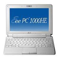 "asus eee pc 1000he (atom n280 1660 mhz/10.0""/1024x600/1024mb/160.0gb/dvd нет/wi-fi/bluetooth/winxp home)"