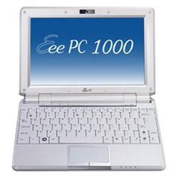 "ASUS Eee PC 1000HD (Celeron M 353 900 Mhz/10.0""/1024x600/1024Mb/80.0Gb/DVD нет/Wi-Fi/WinXP Home)"