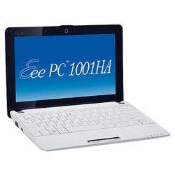 "asus eee pc 1001ha (atom n270 1600 mhz/10.1""/1024x600/1024mb/160.0gb/dvd нет/wi-fi/winxp home)"