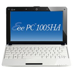 "asus eee pc 1005ha (atom n280 1660 mhz/10.0""/1024x600/1024mb/160.0gb/dvd нет/wi-fi/bluetooth/winxp home)"