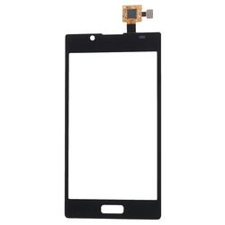Тачскрин для LG P700, P705 (L7 Optimus) (М0141500) (черный)