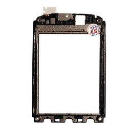 Тачскрин для Nokia Asha 300 с рамкой (М0039840) (черный)