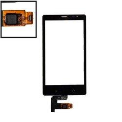 Тачскрин для Nokia X2 Dual (RM-1013) (М0948127) (черный)