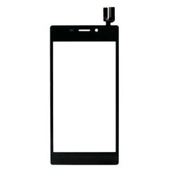 Тачскрин для Sony D2302, D2303, D2305, D2306 (Xperia M2/M2 Dual) (М0946523) (черный)