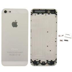 Корпус для  iPhone 5 (белый) (вставки белые) (М0942936)