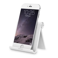 Универсальная подставка для планшетов и смартфонов (UG-30285) (белая)