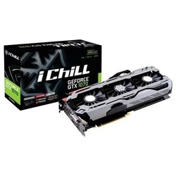 Inno3D GeForce GTX 1070 1620Mhz PCI-E 3.0 8192Mb 8200Mhz 256 bit DVI HDMI HDCP RTL