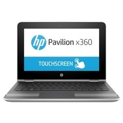 "hp pavilion 11-u003ur x360 (intel celeron n3060 1600 mhz/11.6""/1366x768/2.0gb/32gb ssd/dvd нет/intel hd graphics 400/wi-fi/bluetooth/win 10 home)"