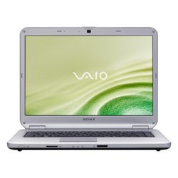 "sony vaio vgn-ns31mr (pentium dual-core t3400 2160 mhz/15.4""/1280x800/3072mb/320.0gb/dvd-rw/wi-fi/win vista hp)"