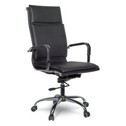 Кресло руководителя COLLEGE XH-635 (черный)