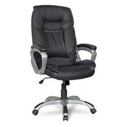 Кресло руководителя COLLEGE XH-2002 (черный)
