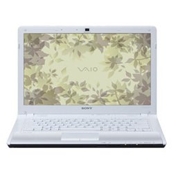 "sony vaio vpc-cw14fx (core 2 duo t6600 2200 mhz/14.0""/1366x768/4096mb/320.0gb/dvd-rw/wi-fi/bluetooth/win 7 hp)"