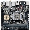 Asus H170I-PRO RTL - Материнская платаМатеринские платы<br>Материнская плата форм-фактора mini-ITX, сокет LGA1151, Чипсет Intel H170, 2 слота DDR4, разъемы SATA: 6 Гбит/с - 4.<br>