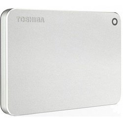 Toshiba Canvio Premium for Mac 3TB (серебристый)