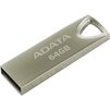 ADATA UV210 64GB (серебристый) - USB Flash driveUSB Flash drive<br>64Гб, USB 2.0.<br>