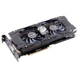 Inno3D GeForce GTX 1070 1506Mhz PCI-E 3.0 8192Mb 8000Mhz 256 bit DVI HDMI HDCP TWIN X2 RTL
