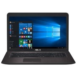 "asus k756uj (intel core i3 6100u 2300 mhz/17.3""/1600x900/6.0gb/1000gb/dvd-rw/nvidia geforce 920m/wi-fi/bluetooth/win 10 home)"
