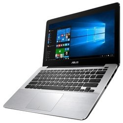 "asus x302uv (intel core i5 6200u 2300 mhz/13.3""/1920x1080/8.0gb/1024gb hdd+ssd cache/dvd нет/nvidia geforce 920mx/wi-fi/bluetooth/win 10 home)"