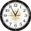 Часы настенные Vigor Д-29 Герб РФ - Настенные часыНастенные часы<br>Диаметр 290 мм, кварцевый механизм, пластиковый корпус.<br>