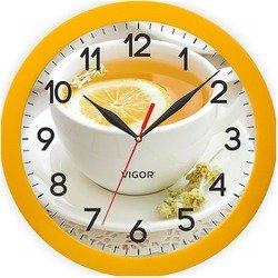 Часы настенные Vigor Д-29 Лимоный чай
