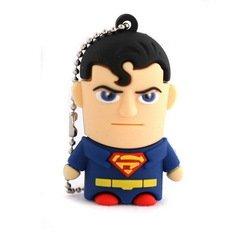 Носитель информации USB 2.0 8GB (10477) (супермен)