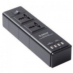 Универсальное сетевое зарядное устройство ORICO HPC-2A4U (черный)