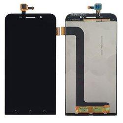 Дисплей для Asus Zenfone Max (ZC550KL) + тачскрин (М0951139) (черный)
